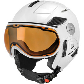 Slokker Raider Pro Casco, white